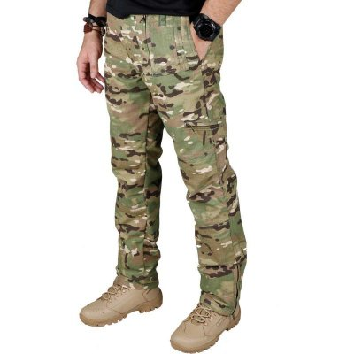 Calça Masculina Multiforce Bélica Multicam