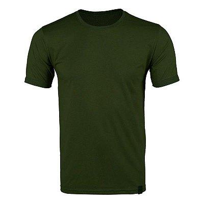 Camiseta Masculina Soldier Verde