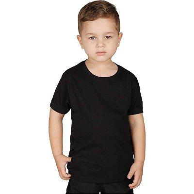 Camiseta Soldier Kids Bélica Preta