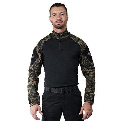 Combat Shirt Masculina Bélica Digital Marpat