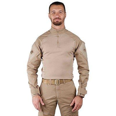 Combat Shirt Masculina Bélica Coyote