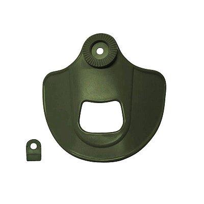 Passador Aba Paddle Anatômica Bélica - Verde