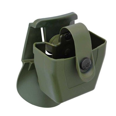 Porta Algema em Polímero Bélica Aba Paddle - Verde