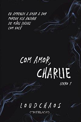 PRÉ-VENDA: Com Amor, Charlie