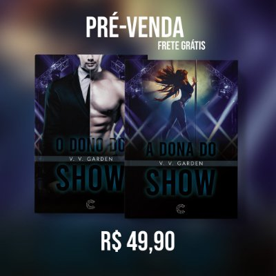 COMBO: A Dona do Show + O Dono do Show