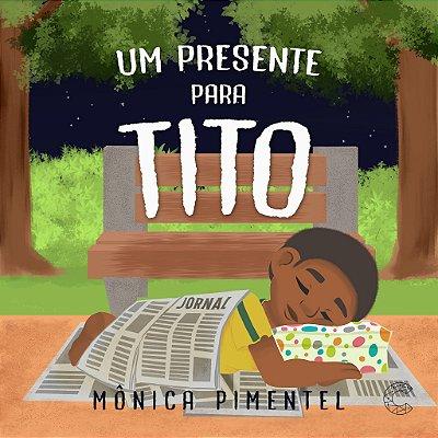 PRÉ-VENDA: Um Presente para Tito
