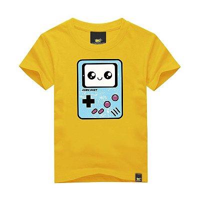 Camiseta Infantil Game Baby