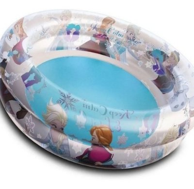 Piscina Inflável Frozen 2 - Infantil 70 Litros 72 X 22 Cm