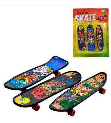 Kit Skate C/ 3 Unidade De Dedo Xtreme Pague 1 Leve 2 Sortida