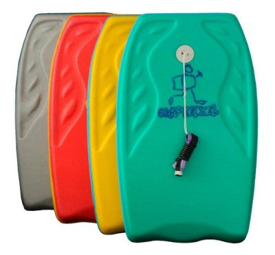 Prancha Bodyboard Grande 1m Azul Surf Radical Promoção