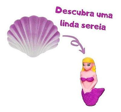 Mini Boneca Serie Calda Magica Surpresa Concha Encantada