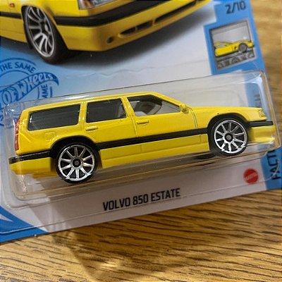 Carrinho Hot Wheels Volvo 850 Estate Gtc62 Edição 2021