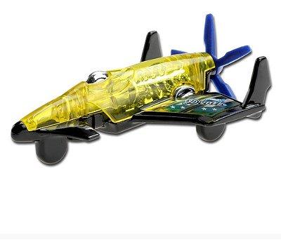 Carrinho Hot Wheels Poison Arrow - Edição Avião Envenenada