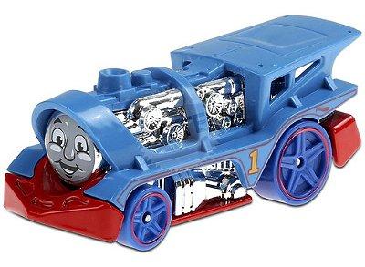 Carrinho Hot Wheels Loco Motorin Thomas & Friends Ed 2020