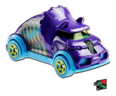 Carrinho Hot Wheels Tricera-truck - Edição Dinossauros 2021