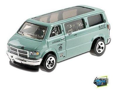 Carrinho Hot Wheels Dodge Van Edição 2021 Edição Doudge