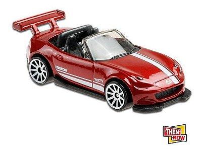 Carrinho Hot Wheels 15 Mazda Mx-5 Miata Edição 2021