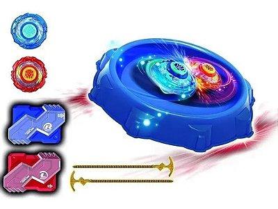 Arena Infinity Nado Battle Set Special 2 Lançadores