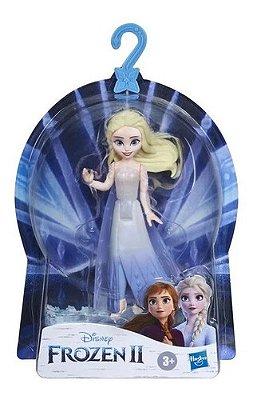 Mini Boneca Básica 10 Cm Disney Frozen 2 Elsa Aventura Magic