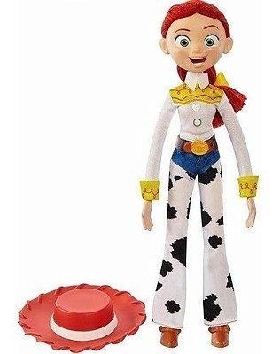 Boneca Jessie Toy Story - Pixar Disney 18 Cm - Ed Especial
