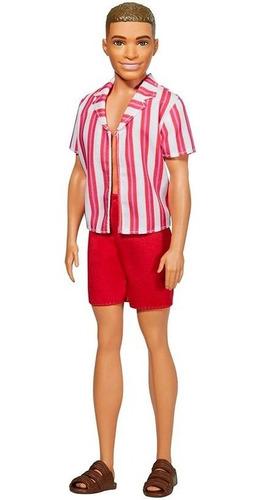 Boneco Barbie Ken 1961 - Edição De Aniversairo 60 Anos 2021