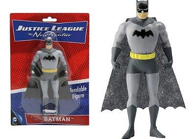 Boneco Batman Classico De 15cm Liga Da Justiça Dc Comics