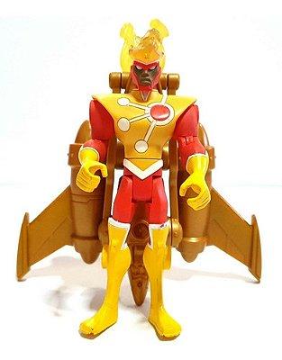 Boneco Explosão De Foguete Dc Batman Super Fusee Edição 2009