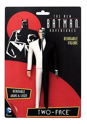 Boneco Figura De Ação Batman Adventures - Duas Cara 15 Cm