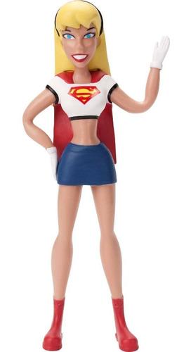Boneco Figura De Ação Superman - Supergirl Classica - 15 Cm