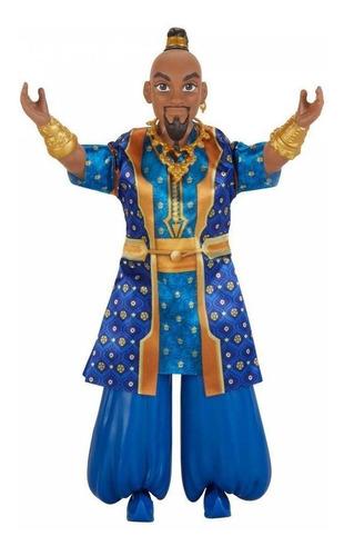 Boneco Genio Disney Filme Aladdin - Will Smith Colecionável