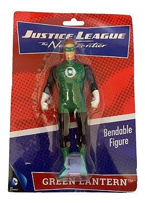 Boneco Lanterna Verde De 15cm Liga Da Justiça Dc Comics