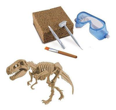 Kit De Arqueologista Fóssil De Dinossauros Tiranossauro Rex