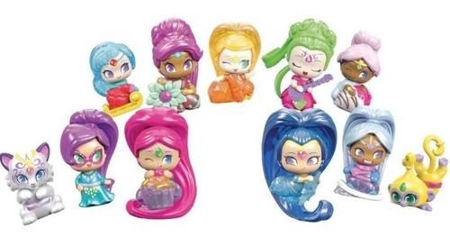 Mini Boneca Lâmpada Surpresa Shimmer E Shine - Fisher-price
