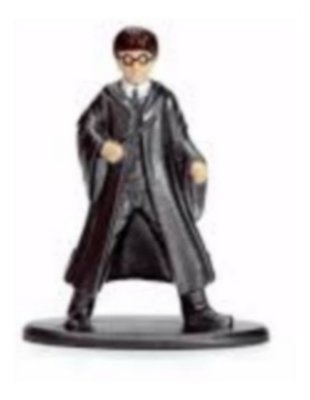 Nano Metalfigs Figura Miniatura Harry Potter Ano 1 Hp1