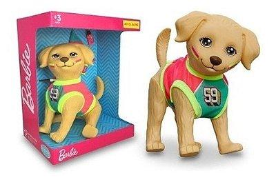 Pet Da Boneca Barbie Blissa Gata Original Branca Sortida