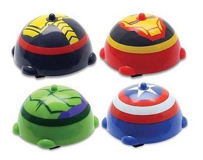 Pista Combate Gyro Hero Marvel Avengers - - Vingadores
