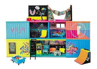 Playset Clubhouse Maison Casa Da Lol Surprise Gigante 90cm