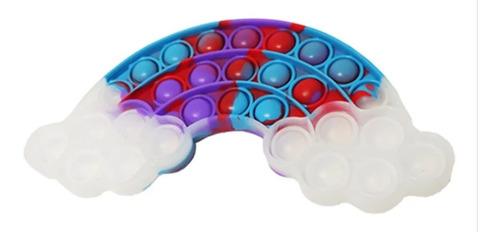 Pop It Fidget Toy Fidget Toy Pop Arco iris Rainbow
