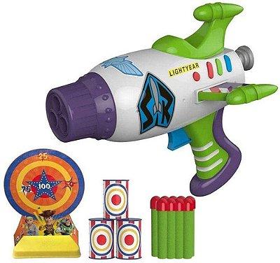 Super Lançador De Dardos Com Alvos Toy Story 4 Nurf - Toyng
