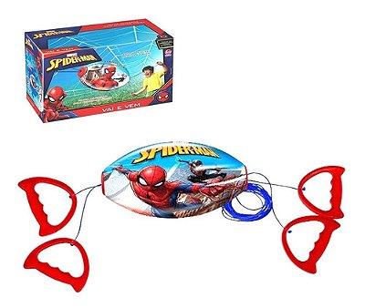 Vai E Vem Infantil Marvel Vingadores Homem Aranha