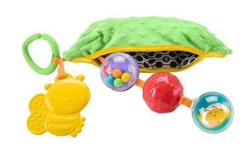 Brinquedo Para Bebê Tipo Chocalho Ervilha Fisher-price