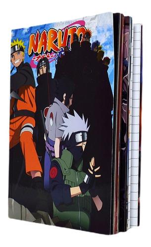 Livro Ilustrado Naruto Edição De Colecionador Com Fotos