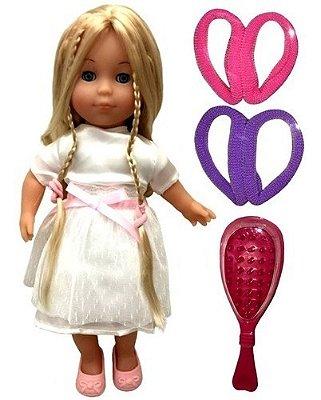 Boneca Catherine De 41 Cm Vestido De Princesa Dolls World