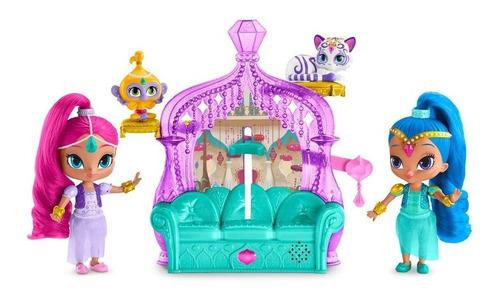 Bonecas Shimmer E Shine Conjunto Mágico Musical E Frases