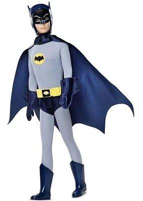 Boneco Batman Barbie Ken Edição De Colecionador Edição 1966