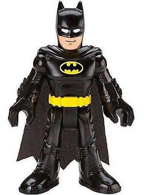Boneco Imaginext Batman Xl - Dc Super Friends - 25cm
