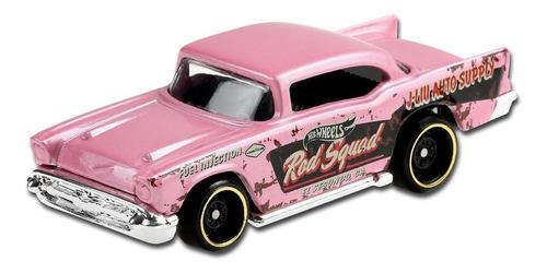Carrinho Hot Wheels - 57 Chevy - Ghd26 Rosa Edição 2020
