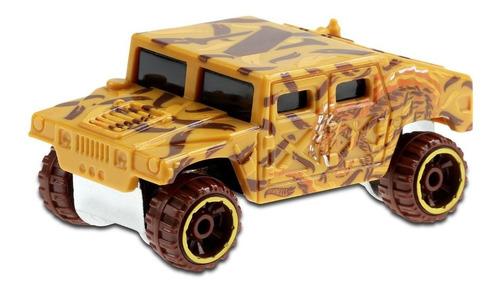 Carrinho Hot Wheels - Humvee - Ghc17 - Laranja Dragão