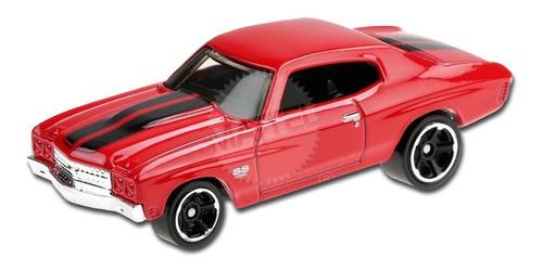 Carrinho Hot Wheels 70 Chevelle Ss - Velozes E Furiosos