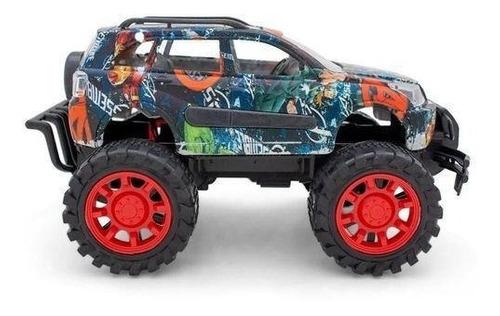 Carro De Friccao Vingadores Pickup Estampada 4x4